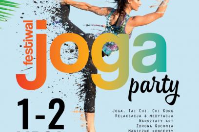 Joga Party 1-2 lipca w Krakowie